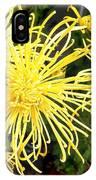 Beautiful Yellow Flower IPhone Case