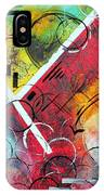 Beauty Amongst The Chaos By Madart IPhone Case