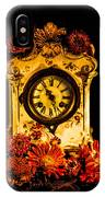 Beauty And Time IPhone Case
