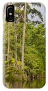 Beauty In A Swamp IPhone Case