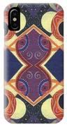 Beauty In Symmetry 1 - The Joy Of Design X X Arrangement IPhone Case