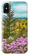 Beauty In The Forest II IPhone Case