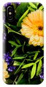 Beauty In The Gardem IPhone Case