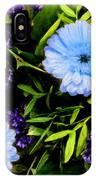 Beauty In The Garden IPhone Case