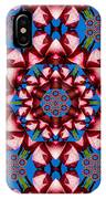 Beauty Of Aruba Kaleidoscope IPhone Case