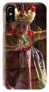 Beauty Of The Barong Dance 2 IPhone Case