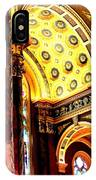 Beauty Of The Basilica IPhone Case