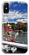 Beauty Of The Harbor IPhone Case