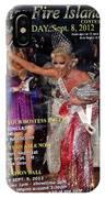 Beauty Queen IPhone Case