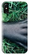 Beaver Foot IPhone Case