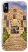 Becker Vineyards Winery IPhone Case