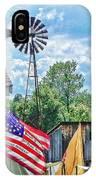 Bedford Village Pennsylvania IPhone Case
