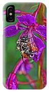 Bee In Hdr IPhone Case