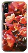 Bee In The Bush IPhone Case