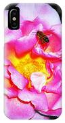 Bee Landing IPhone Case