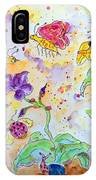 Bee Season IPhone Case