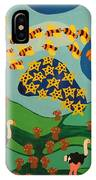 Bee The Leader IPhone Case