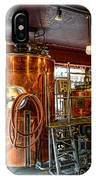 Beer - The Brew Kettle IPhone Case