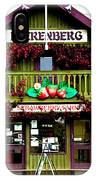 Beerenberg Condiments IPhone Case