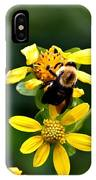 Bees At Work IPhone Case