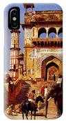 Before A Mosque 1883 IPhone Case