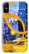 Before These Crowded Streets IPhone Case