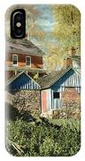 Behind The Smokehouse IPhone Case