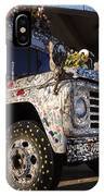 Bejeweled Bus IPhone Case