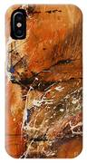 Believe In Dreams - Abstract Art IPhone Case
