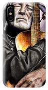 Believing In Rainbows And Butterflies-being Willie IPhone Case