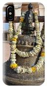 Bell At The Temple Of The 64 Yoginis - Jabalpur India IPhone Case