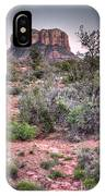 Bell Rock At Dusk IPhone Case