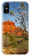 Bell Rock Vista Sedona  Az IPhone Case