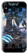 Bella And Edward - The Icy Kiss IPhone Case