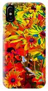 Bella Flora Painting IPhone Case
