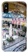 Bellagio Conservatory And Botanical Gardens IPhone Case