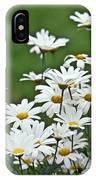 Bellis Perennis IPhone Case