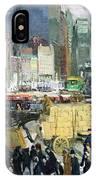 Bellows' New York IPhone Case