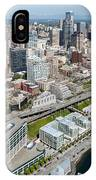 Belltown In Downtown Seattle IPhone Case