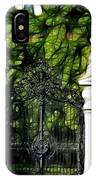 Belvedere Palace Gate IPhone Case