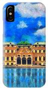 Belvedere Palace IPhone Case