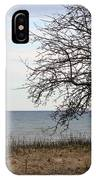Bench And Beach IPhone Case