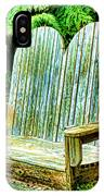 Benches II IPhone Case
