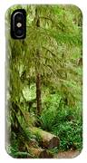 Bend In The Rainforest IPhone Case