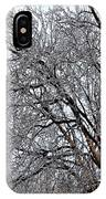 Bending With Ice IPhone Case