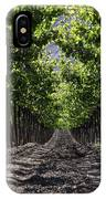 Beneath The Vines IPhone Case