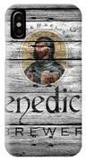 Benedictine Brewery IPhone Case