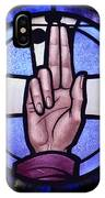 Benediction To Blessing IPhone Case