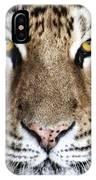 Bengal Tiger Eyes IPhone Case