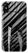 Benone - Shadow Fencing IPhone Case
